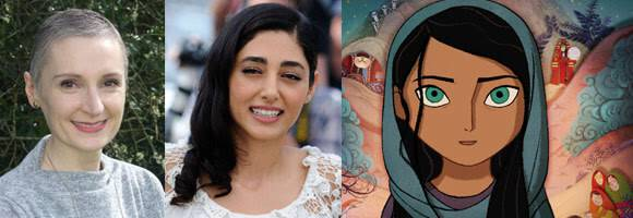 Nora Twomey, Golshifteh Farahani (and The Breadwinner)