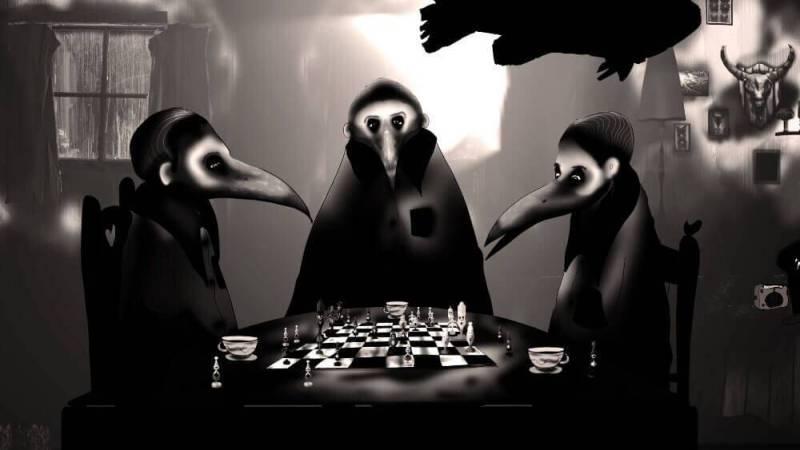 The Three Crow Boys by Tom Adriani