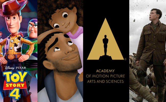 Oscars 2020 Animation Wins For Toy Story 4 And Hair Love