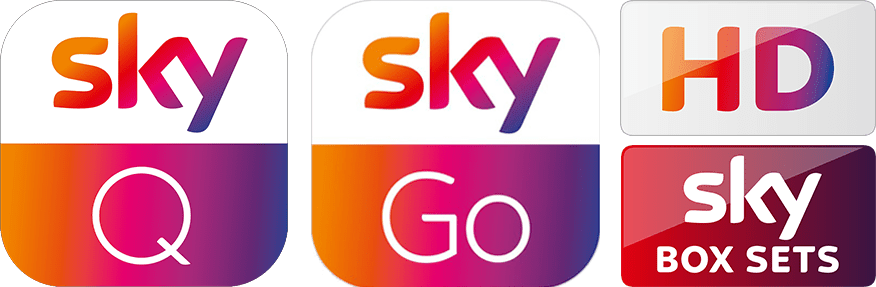 Sky Q / Sky Go / HD / Sky Box Sets