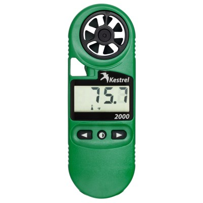 Kestrel 2000 - Pocket Wind Speed & Temperature Meter