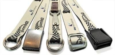 Custom Crew Belts