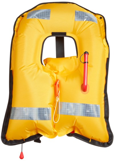 Crewfit 165N Inflated - lifejacket servicing