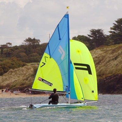 Fusion Sailboats - Fusion Dinghy, Four Set-Up Options
