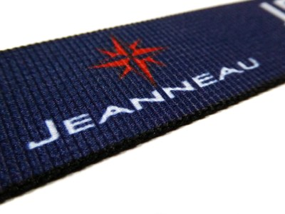 Custom Belts for Crew and Regattas - Jeaneau Class Regatta