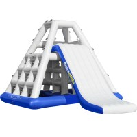 Aquaglide Jungle Joe 2 - Climbing Structure & Water Slide
