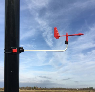 Little Hawk Mk2 Podium Edition Wind Indicator