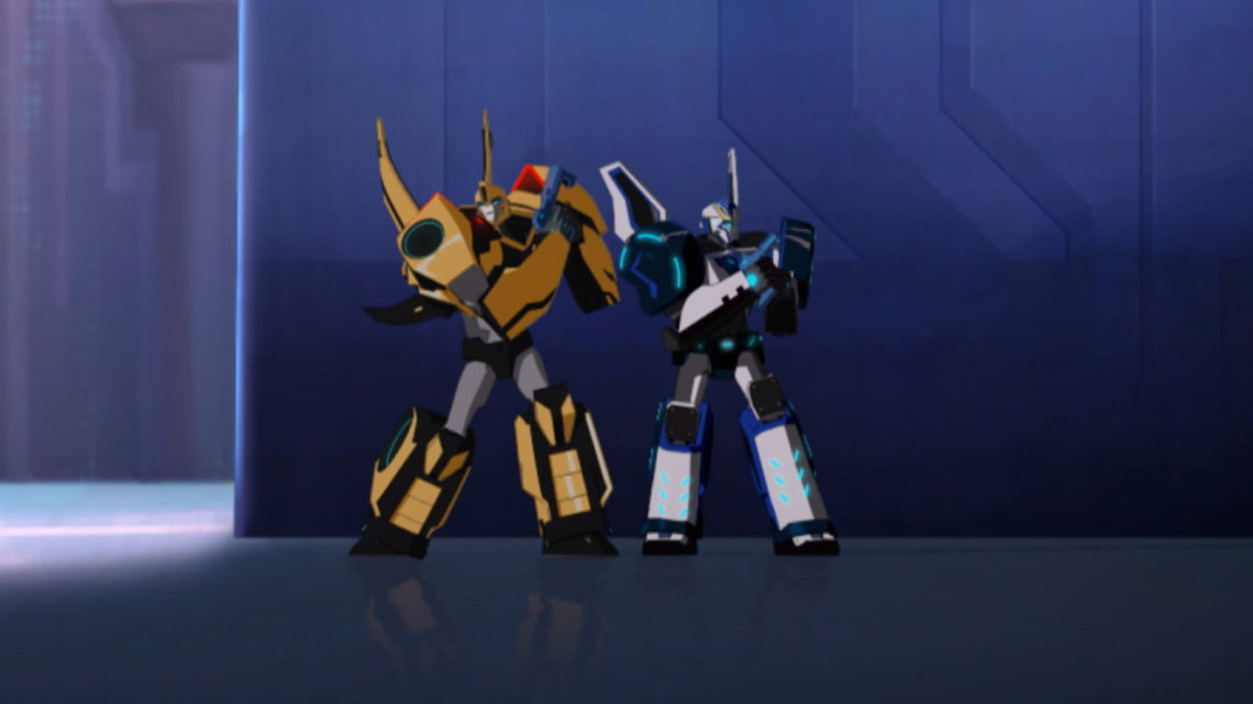 Transformers Robots In Disguise Sky Com