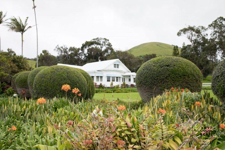 Anna Ranch waimea Big Island wedding venue