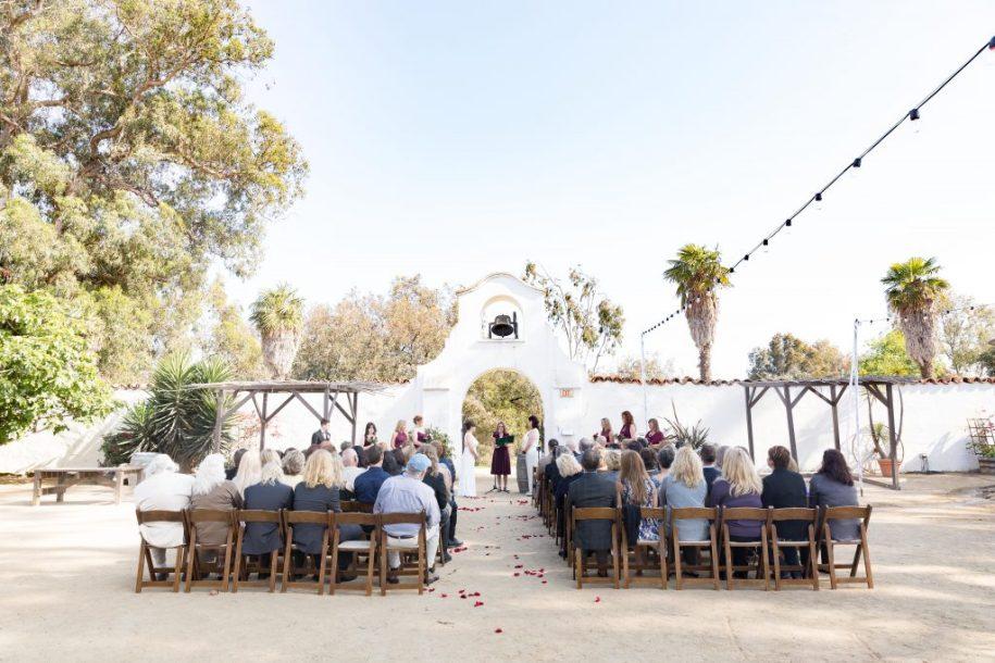 Olivas Adobe Wedding | skyandreefphotography.com