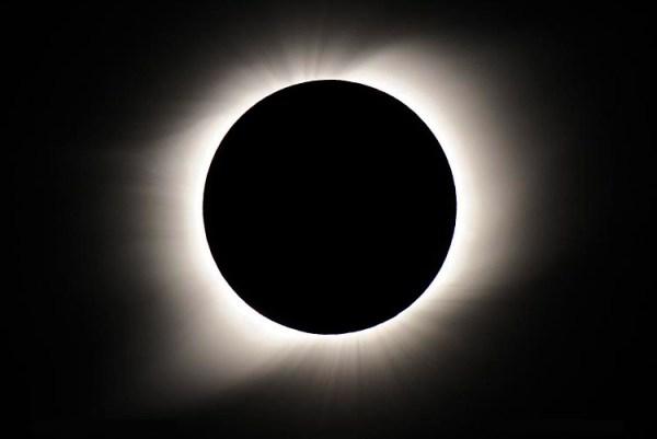 2008's total solar eclipse