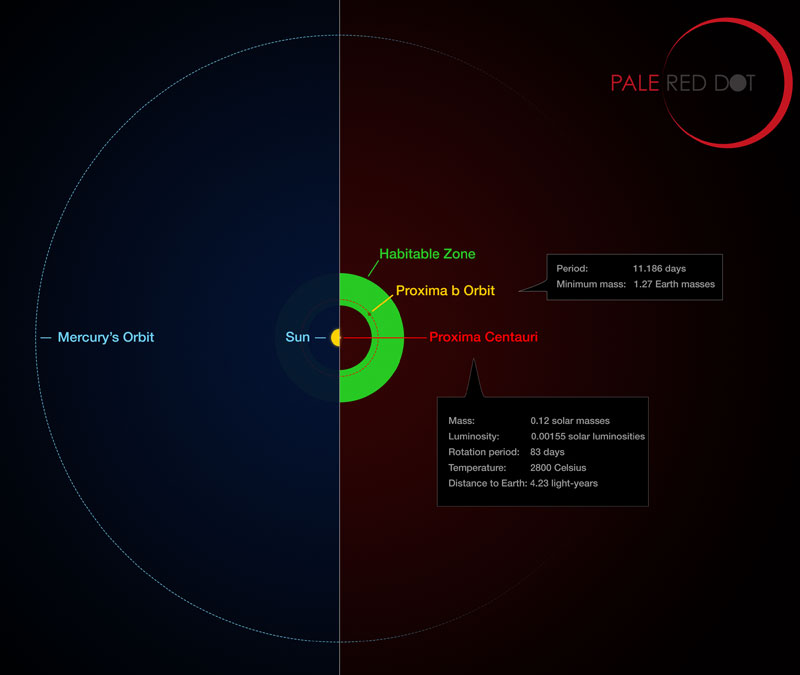 Image result for proxima centauri b
