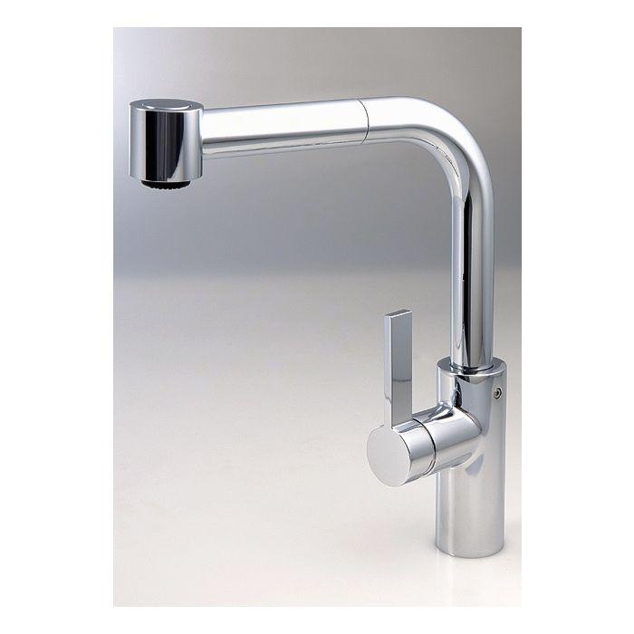 dornbracht sink dornbracht match1 elio chrome handle on the right with shower