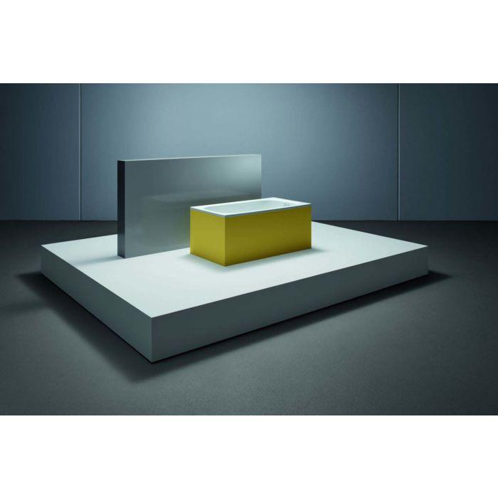 baignoire labette 120000 120 x 70 x 39 cm blanc