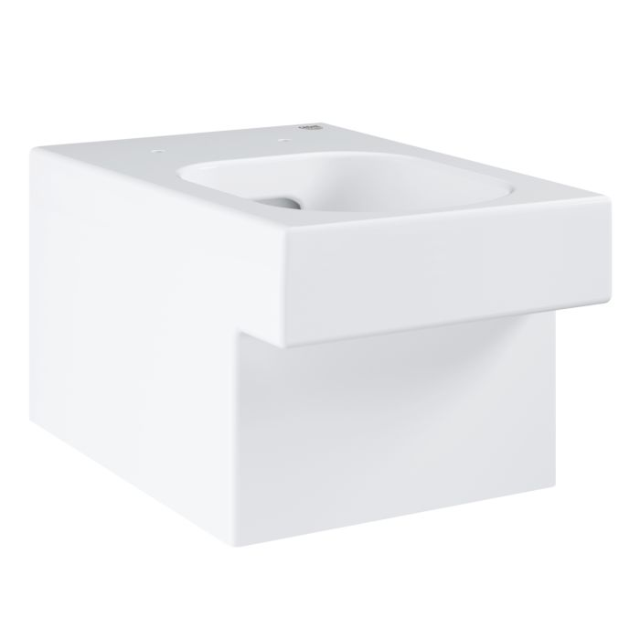 grohe cube bathroom ceramics wall mounted wc match3 3924500h alpine white pureguard rimless horizontal outlet