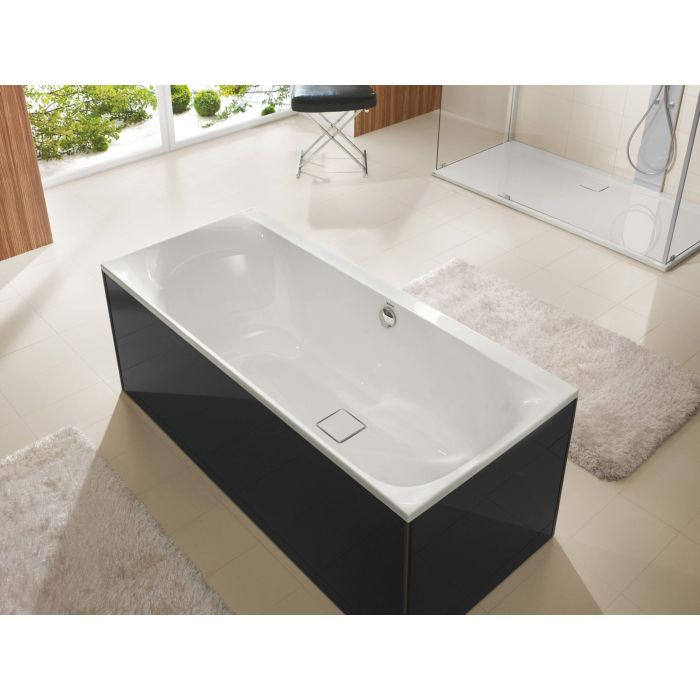 hoesch thasos baignoire 3744 010 170 x 75 cm blanc
