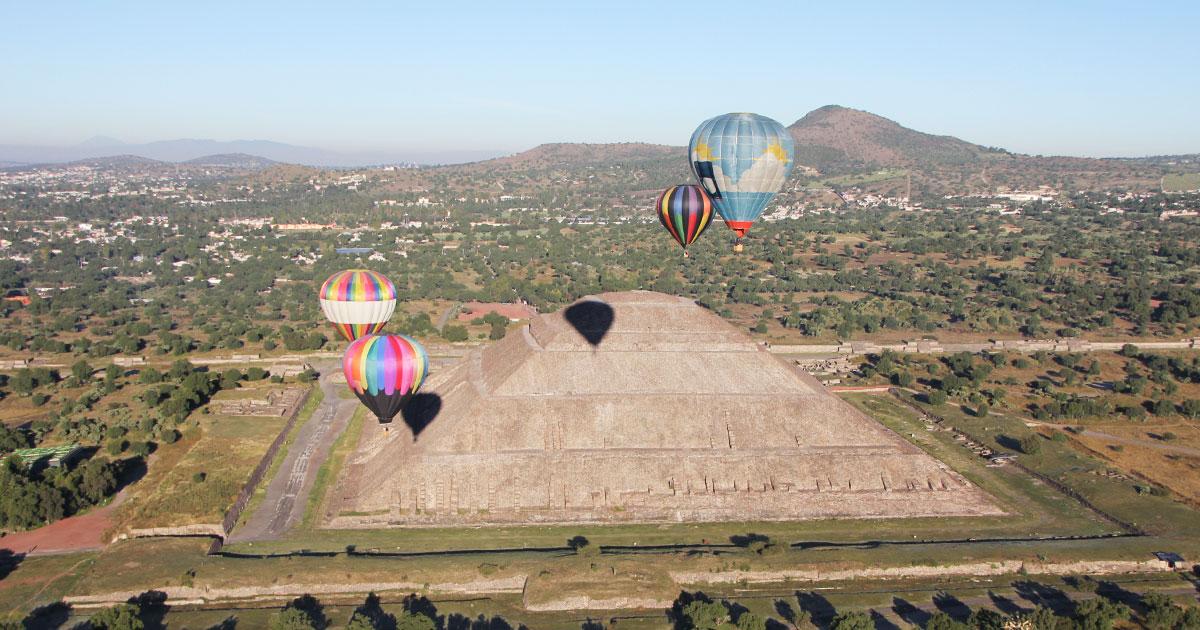 sky balloons mexico vuelos