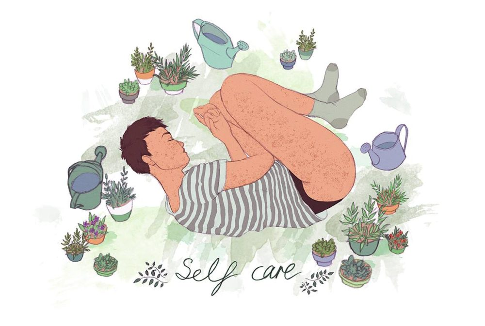 Self Care by Laura Wilson