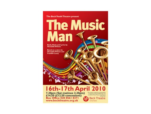 The Music Man – Beck Theatre