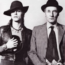 David Bowie & William Burroughs
