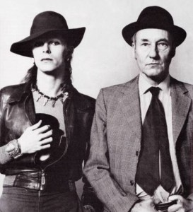 David Bowie & William Burroughs