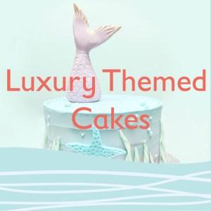 Luxury Themed Cakes