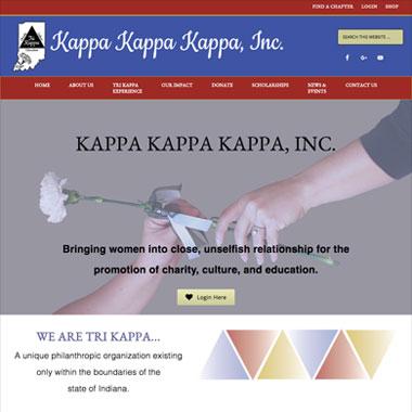 Tri Kappa and SkyBound Tek Design