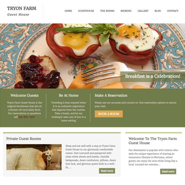Tryon Farm Guest House and Skybound Tek Design