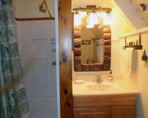 mountain rental cabin in washington