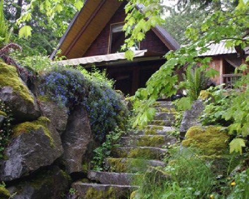 washington romantic getaway cabin for rent
