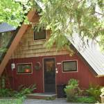 romantic getaway rental cabin washington state