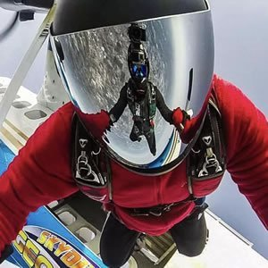 Personal Perspective Skydiving Photographs - Skydive Philadelphia