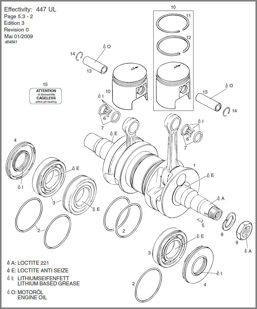 Rotax 2 Stroke Snowmobile Engine Diagram 2 Stroke