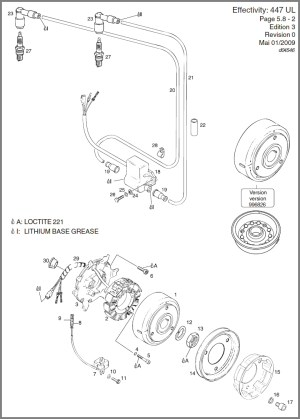 Wiring Diagram Rotax 447 | Wiring Library