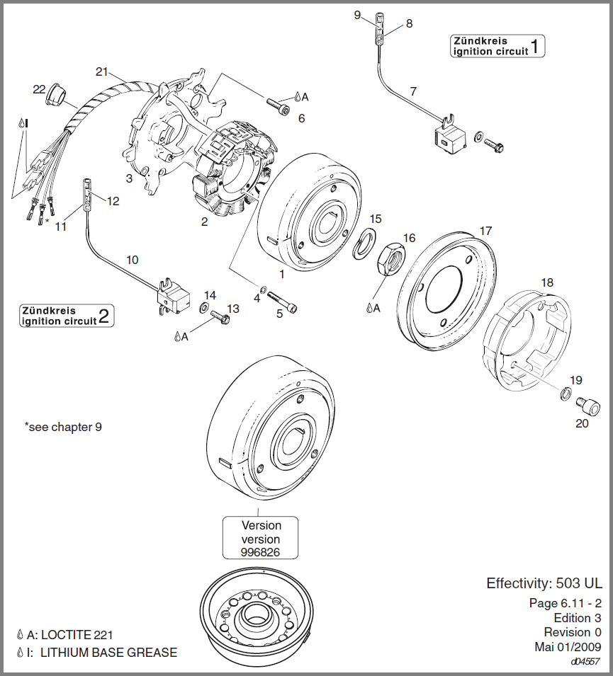 6 Volt Generator Wiring Diagram, 6, Free Engine Image For