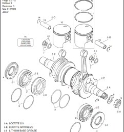 503 crankshaft main bearings pistons diagram [ 865 x 1025 Pixel ]