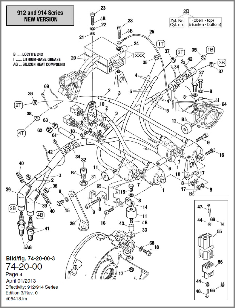 hight resolution of product id 865710 skydrive products product id 865710 rotax 912 ignition wiring diagram
