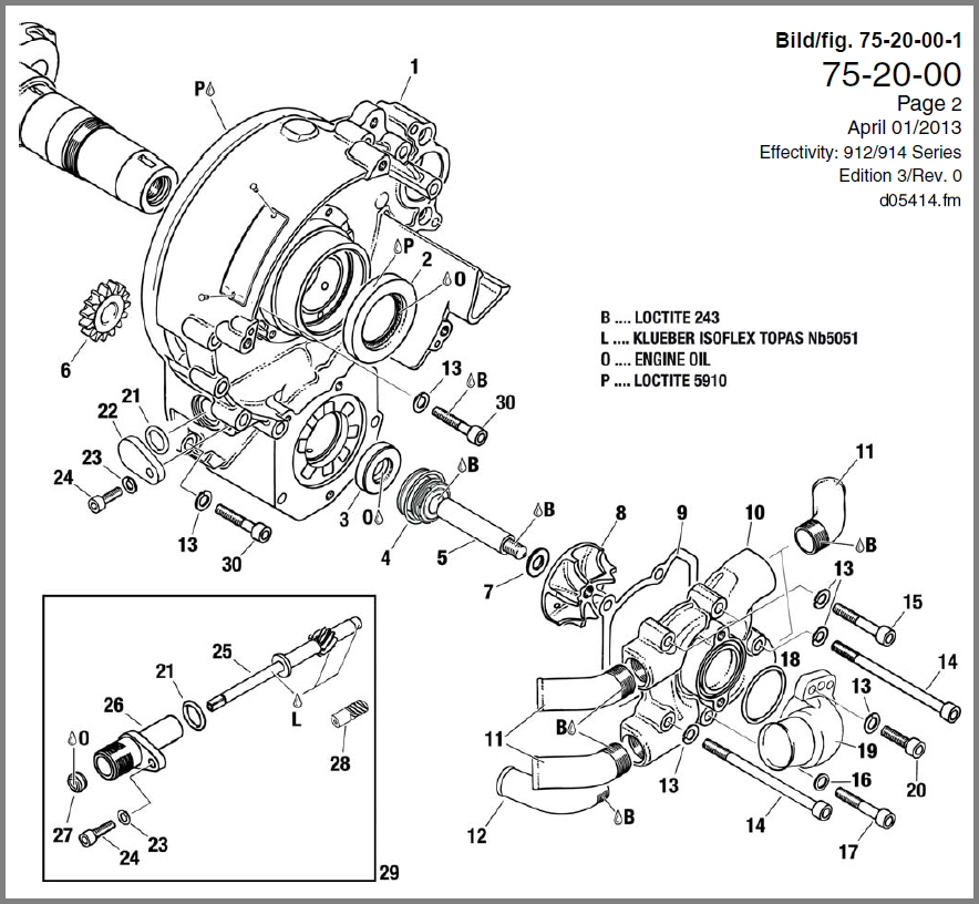 Rotax 914 Aircraft Engine Diagram Rotax Aircraft Engine