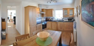 Kitchen in Tigh Roisin