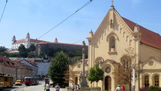 Roman Catholic Church in Piešťany