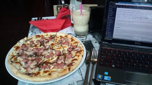 Pizza for Dinner