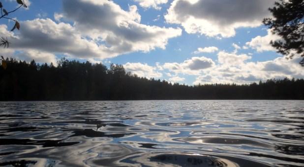 Noux National Park Lake