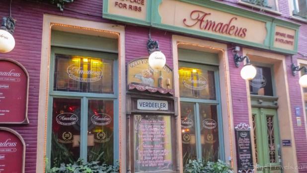 Amadeus Exterior