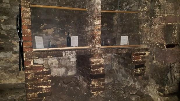 Vaults Display Room