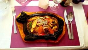 Thai Cafe Hot Pan
