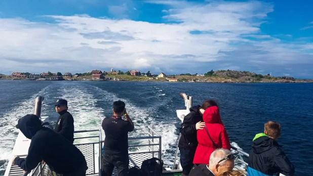 Ferry Ride to Landsort