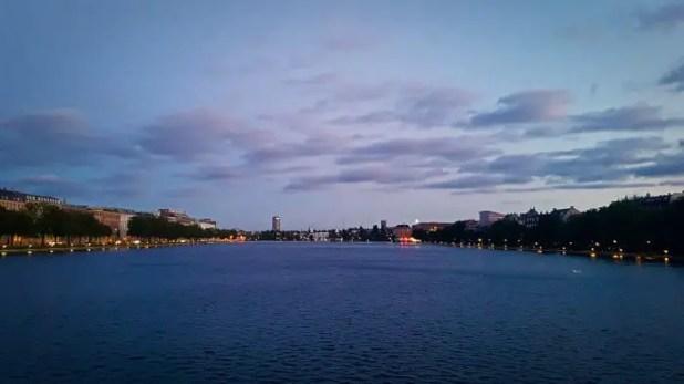 Copenhagen Manmade Lake