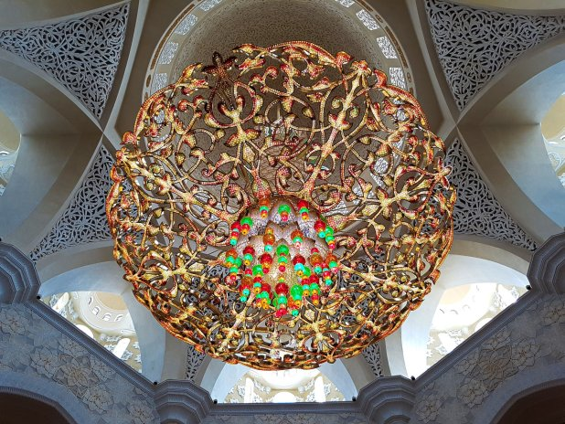Grand Mosque Chandelier