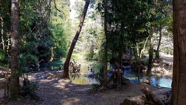 Sai Ngam Hot Springs