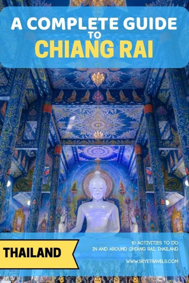 Guide to Chiang Rai Pin